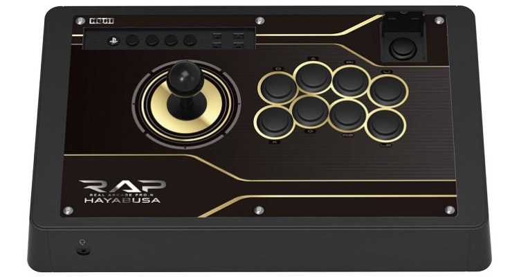 Hori RAP N (Black/Gold)