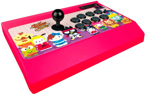 Fightstick Pro Hello Kitty