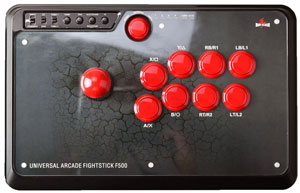 CUSTOM MAYFLASH F500 MODEL PS4/PS3/XB1/X360
