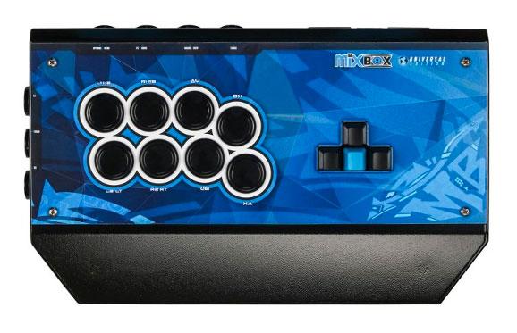 Mixbox Arcade Reverse Panel (Universal)