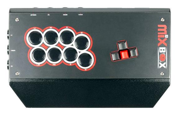 Mixbox 12 Arcade Reverse Panel (PS3/PS4)
