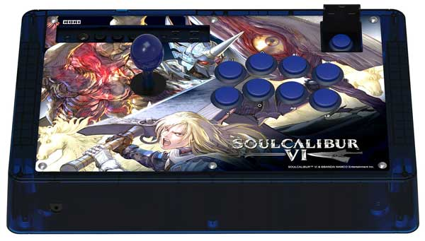 Hori Soul Calibur VI (PS3/PS4)