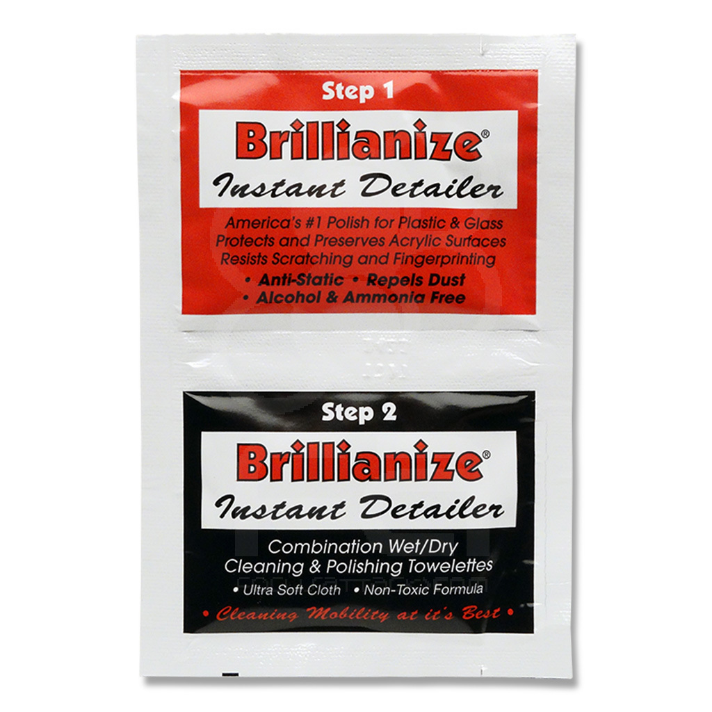 Brillianize Instant Detailer Pack