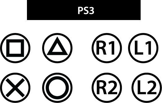 PS3/PS4 console label